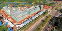 文昌八门湾海上森林公园要建成这样子 美爆啦 - 海南新闻中心