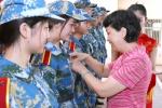 我校举行2017级本科生开学典礼暨军训动员大会 - 海南师范大学