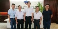 李建保赴京拜会教育部有关司局领导 - 海南大学