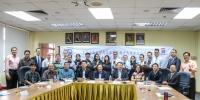 副校长傅国华率团出访马来西亚 - 海南大学