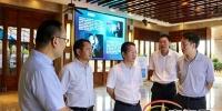 海南省科技厅副厅长朱东海调研三亚高新技术产业园 - 科技厅
