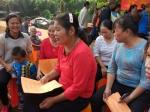 省妇联贯彻落实党的十九大精神惠民活动走进定安 - 妇女联合会