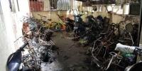 海口群租楼发生火灾事故 房屋管理员被拘留十五天 - 海南新闻中心
