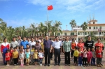 苻彩香主席率队赴三沙市开展妇女儿童工作 - 妇女联合会