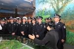 省公安厅组织第二批党员干部到定安母瑞山开展革命传统教育活动 - 公安厅