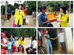 省妇联宣讲十九大精神暨扶贫普法活动进定点扶贫村 - 妇女联合会