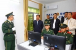 肖杰、范华平到琼海、文昌调研沿海治安防控体系建设工作 - 公安厅
