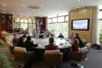 海南省公安厅 举办《境外非政府组织境内活动管理法》 高校宣传座谈会 - 公安厅