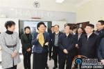 国务院副总理刘延东莅临海南大学考察调研 - 海南大学