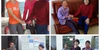 浓浓真情暖人心,省妇联三天走访慰问55户贫困户 - 妇女联合会