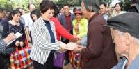 省人社厅开展2018年春节送温暖慰问和扶贫调研活动 - 人力资源和社会保障厅