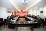 范华平慰问武警海南省总队和海南海警总队 - 公安厅