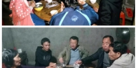 """云龙镇开展""""共建新时代 同享幸福年 """"团圆饭活动 - 海南新闻中心"""