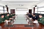 董长青副厅长率队慰问省公安消防总队 - 公安厅