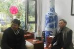 省人大常委会副主任林北川春节前走访慰问退休老干部 - 人民代表大会常务委员会