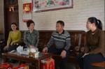 省委组织部副部长、省人社厅厅长何琳到万宁、琼海、文昌慰问离休党员干部和优秀人才代表 - 人力资源和社会保障厅