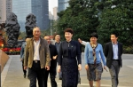 省政府副秘书长种润之春节前慰问一线环卫工人和城管执法人员 - 住房和城乡建设厅