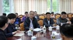 节后第一天,王路副省长走访慰问省住建厅 - 住房和城乡建设厅