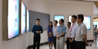 海南省科技厅党组书记国章成一行调研 陵水科技工作 - 科技厅
