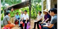 许俊副主任带队赴乐东黎族自治县 复查扶贫考核问题整改情况 - 人民代表大会常务委员会
