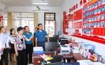 李红梅书记到马克思主义学院调研 - 海南师范大学