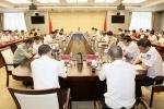 全省反恐怖工作会议召开 肖杰、范华平出席 - 公安厅