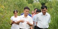 省人大常委会常务副主任许俊、副主任关进平赴东方长田村走访慰问 - 人民代表大会常务委员会