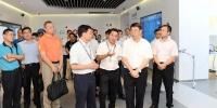 范华平带队考察调研国内知名科技企业 助推海南警务信息智能化发展 - 公安厅