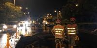 海口丘海大道塌陷路面预计10日内恢复通行 - 海南新闻中心
