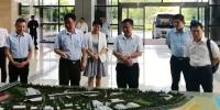 省政协副主席、省科技厅厅长史贻云 到中国商用飞机有限责任公司调研 - 科技厅
