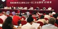 省教科文卫邮电工会学习传达贯彻习近平总书记重要讲话和中国工会十七大精神 - 总工会