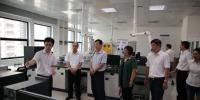 王裕明深入企业考核调研劳模、职工创新工作室 - 总工会