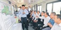 """刘赐贵调研""""大三亚""""经济圈建设时要求 在服务国家战略上体现""""大三亚""""新担当新作为新成效 当好区域协调和城乡融合发展的示范者领头羊 - 人民代表大会常务委员会"""