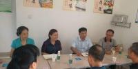 海南省总工会副主席郑有基调研三亚基层工会工作 - 总工会