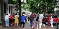 海口美兰区龙岐社区组织开展环境卫生整治活动 - 海南新闻中心