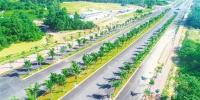 海口椰海大道延长线即将完工 - 海南新闻中心