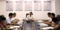 省总工会召开专题会议传达学习省委会议精神并动员部署定点扶贫工作 - 总工会