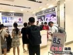 国际妆艺秀促海口机场免税店销售额提升 - 中新网海南频道