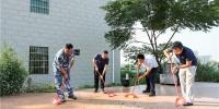 陵水集中开展节前环境卫生大整治行动 - 海南新闻中心
