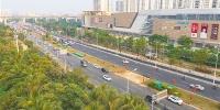 海口椰海大道正式通车! 高品质景观大道横贯城市东西 - 海南新闻中心