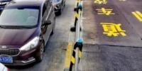 """图为海南省首个""""马路机器人""""亮相海口。海口交警 供图 - 中新网海南频道"""