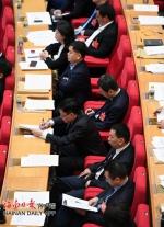 海南省政协七届三次会议开幕 - 海南新闻中心