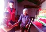 海口大致坡镇乡村振兴工作队春节前夕走访慰问困难群众 - 海南新闻中心