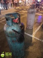 吓坏了!顾客在用餐时餐饮店突然发生火灾,海口消防及时赶来! - 海南新闻中心
