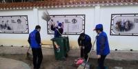 儋州市那大镇清平村志愿服务队坚守防疫第一线 - 海南新闻中心