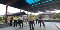 海口美兰区大致坡镇举办新时代文明实践舞蹈培训班 - 海南新闻中心