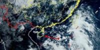 南海热带低压7月31日可能生成位置及移动方向示意图。海南省气象局 供图 - 中新网海南频道