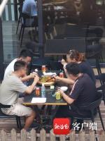 海口餐饮场所公筷公勺使用情况如何?是否被认可?记者调查发现…… - 海南新闻中心