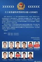 海南警方悬赏220万通缉11人,2天已有3人投案 - 海南新闻中心