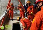 事发三亚!工人跌入6米深蓄水池,腰部受伤,右胳膊骨折,无法动弹… - 海南新闻中心